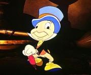 Pinocchio Jiminy Cricket